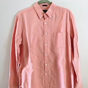 J. Crew Factory Sun-Washed Oxford